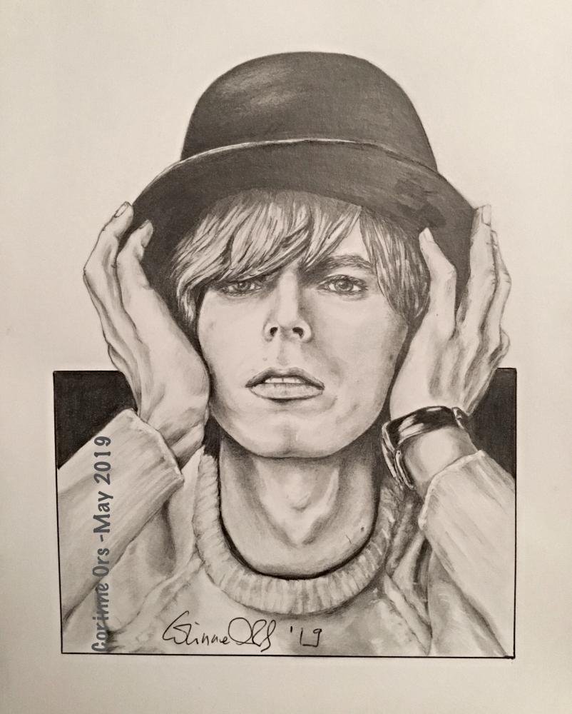 David Bowie by RipleyAuriga